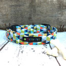 Oliver Geometric Dog Collar