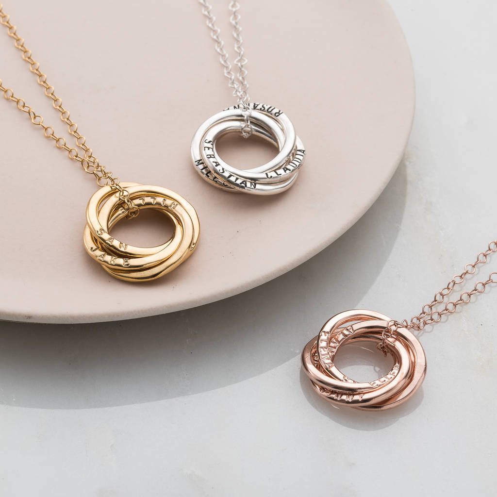 infinity products necklace open silver minimalist small minimal karma circle jewelry ring