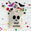 Halloween Personalised Trick Or Treat Party Bag
