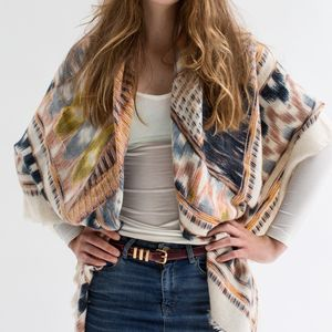 Connie Blanket Scarf - stylist live collection