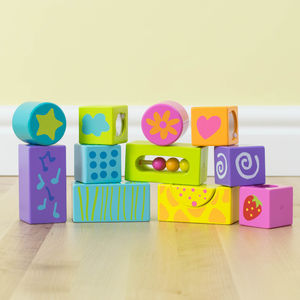 Musical Toy Blocks