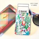 Personalised Tropical Flamingo Palm Card Holder Travel