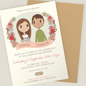 Wedding Invitation - invitations