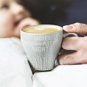 Personalised Mug For New Dads