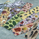 Wildlife Of Britain Bookmark Set Of 12