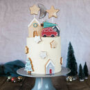 Christmas Biscuit Cake Toppers