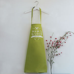 Personalised Mother And Child Apron Set - aprons