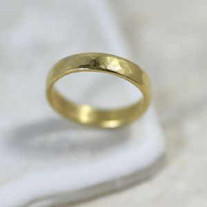 22ct Gold Wedding Ring - rings