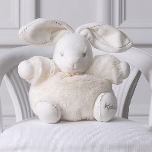 Christening Bunny Toy And Personalised Comforter