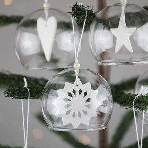 Delicate Glass And Porcelain Decoration - summer sale