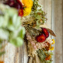 The Clodack Dried Flower Wreath