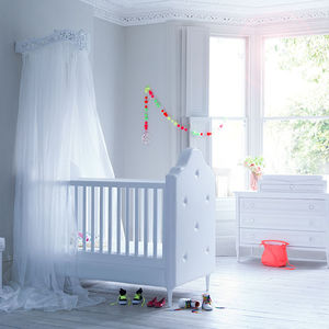 Delphine Cot Bed - children's furniture