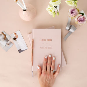 Personalised Wedding Planner - planners & records