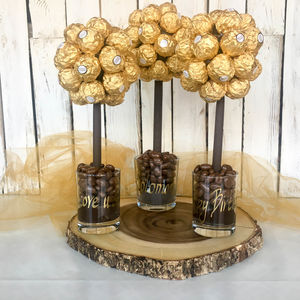 Personalised Ferrero Rocher® Sweet Tree - personalised