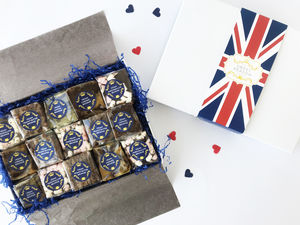 British Indugent Vegan Brownie Box