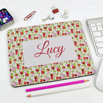 Personalised Mouse Mat