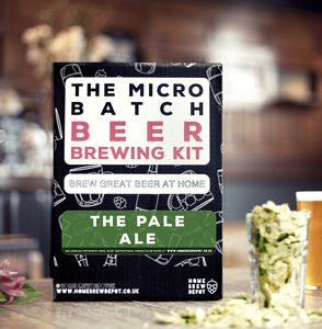 The Pale Ale Micro Batch Beer Brewing Kit