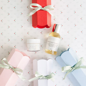 Baby Skincare Christmas Cracker