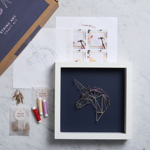 String Art Craft Kit - gifts for teenagers