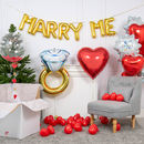Inflated Traditional Christmas Proposal Package