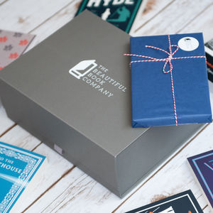 Classic Literature Selection Hamper
