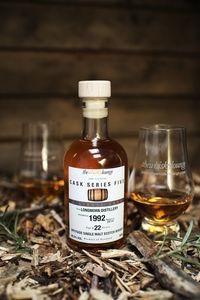 'Longmorn 1992' Speyside Whisky Gift Box And Glasses - whiskey
