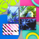 Tropical Palm Tree A6 Notebook