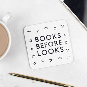 Book Lover Coaster