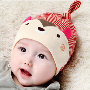 Little Bear Baby Hat
