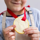 Biscuit Medal Baking Party Bag