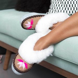 Sen Pink Sheepers Slippers - slippers