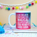 Magical Book Quote Mug