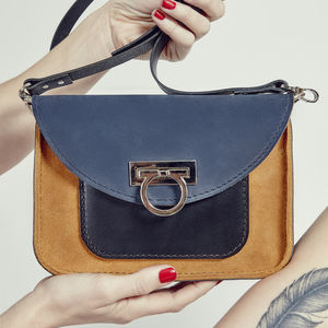 Hummingbird Satchel Bag - cross body bags