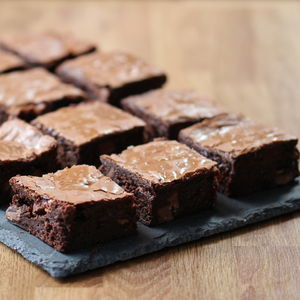 Chocolate Orange Brownies - brownies