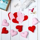 Make Your Own Heart Garland Kit