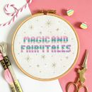 Magic And Fairytales Cross Stitch Kit
