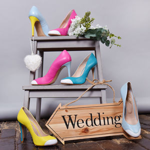 Mayfair Wedding Shoes - wedding fashion