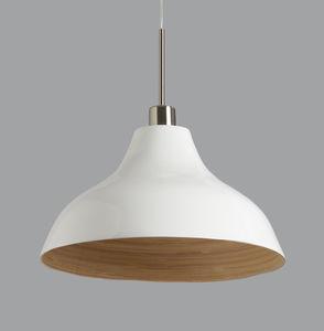 Hanoi White, Black And Grey Bamboo Pendant Lights - ceiling lights
