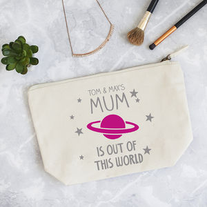 Out Of This World Make Up Bag