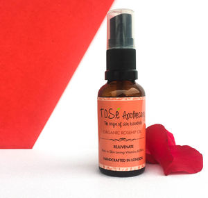 Organic Rosehip Oil - skin care
