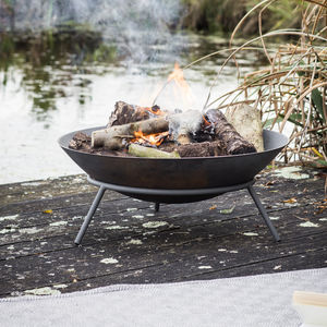 Idbury Fire Pit - 50th birthday gifts