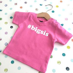 Big Sister T Shirt