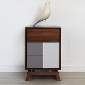 Sloane Side Table - bedroom