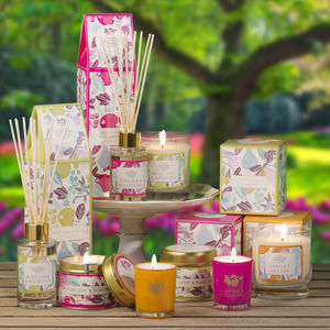 Fragrant Orchard Collection Candles Or Reed Diffuser