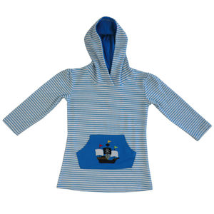 Pirate Towelling Hooded Top - summer sale