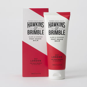 Natural Post Shave Balm - men's grooming & toiletries