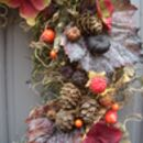Autumn Brambly Hedge Wreath