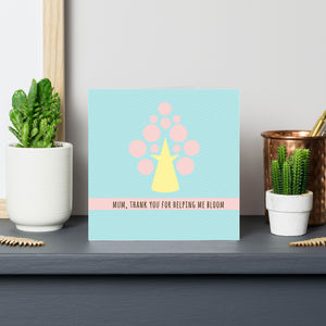 Mother's Day 'Thank You' Card