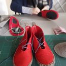 Slipper Making Party With Overnight Stay In Wales