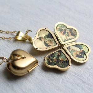 Friends And Family Locket - lucky charm jewellery